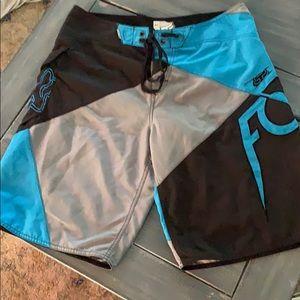 Fox board shorts